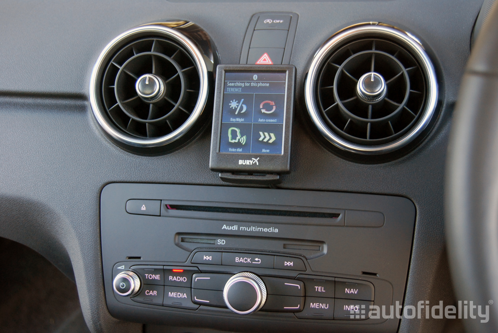 bury cc 9060 iq hands free bluetooth system for audi a1 8x. Black Bedroom Furniture Sets. Home Design Ideas