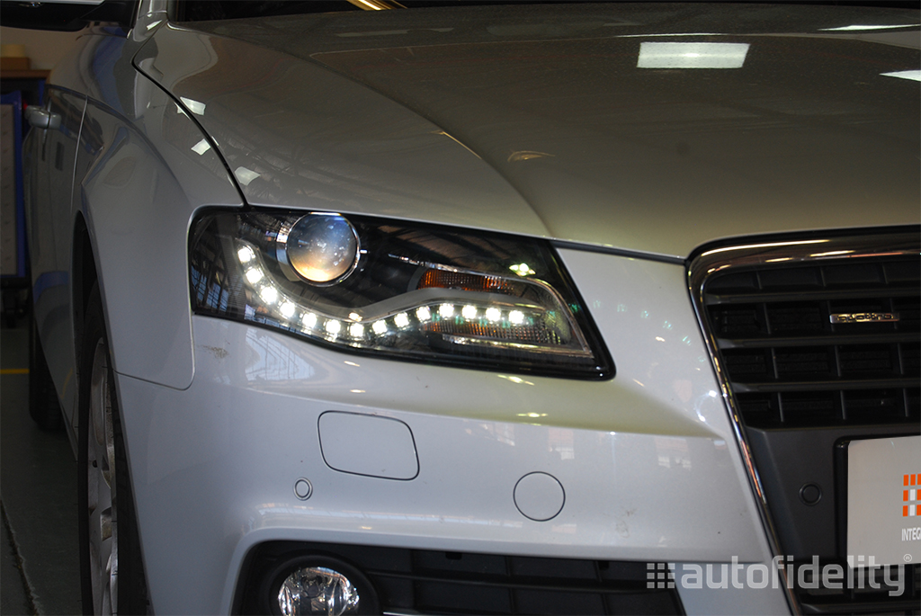 with headlights audi the of new led details matrix video