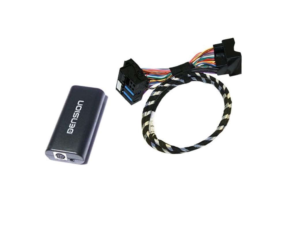 dension gateway 100 integrated ipod adapter for audi a3 8p. Black Bedroom Furniture Sets. Home Design Ideas