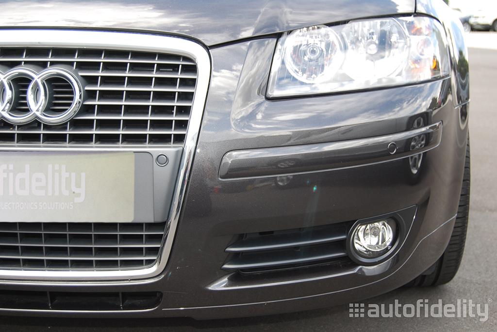 Front Park Distance Control Sensor System For Audi A3 8p