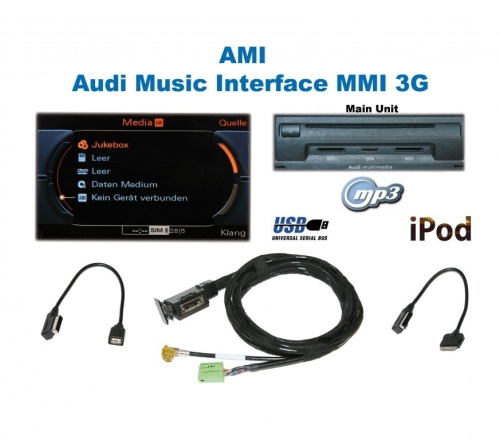Audi Mmi Kabel Iphone