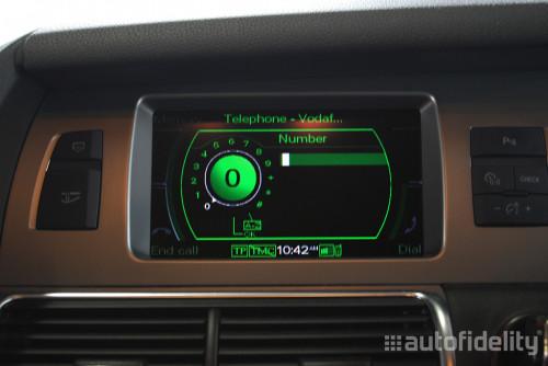 MMI 3G Plus Navigation System For Audi Q7 4L   autofidelity