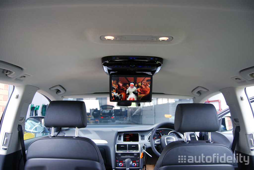 alpine 10 2 inch overhead roof mount screen rear seat. Black Bedroom Furniture Sets. Home Design Ideas