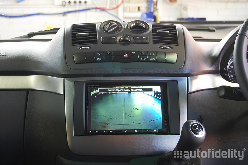 Alpine INE Z928E 8 Inch Touchscreen Integrated Navigation