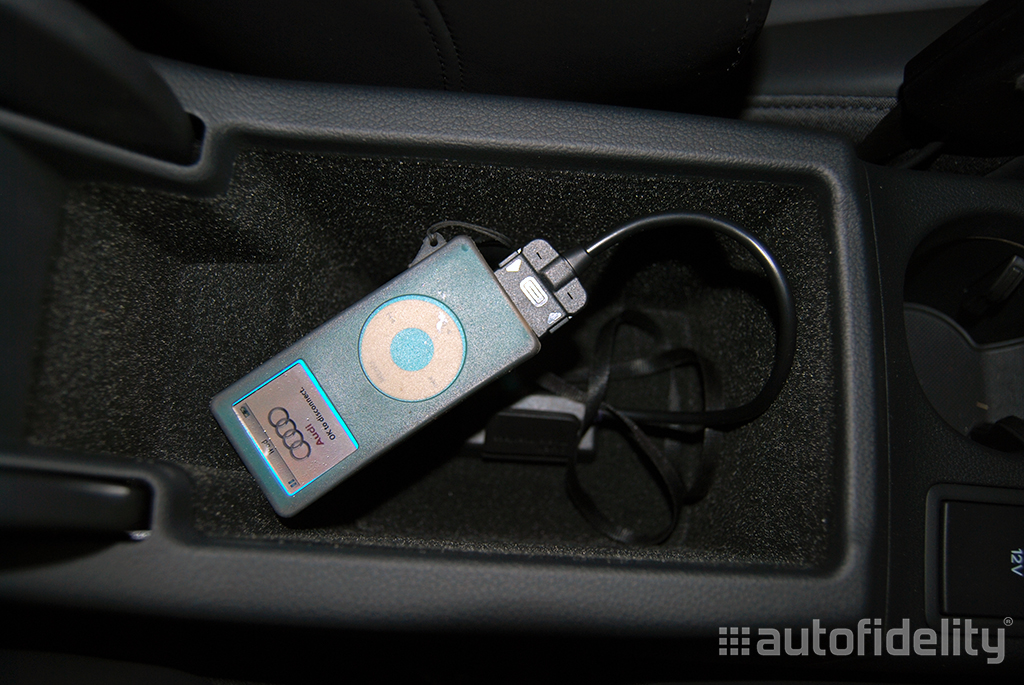 Audi Music Interface With Ipod Cable For 3g Mmi Vehicles