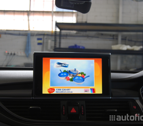 Integrated Tv Tuner Retrofit To Audi Mmi System For Audi A6 4g Autofidelity