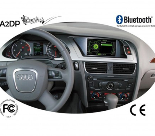 Kufatec Fiscon Basic Plus Integrated Hands Free Bluetooth System For Audi R8 Autofidelity