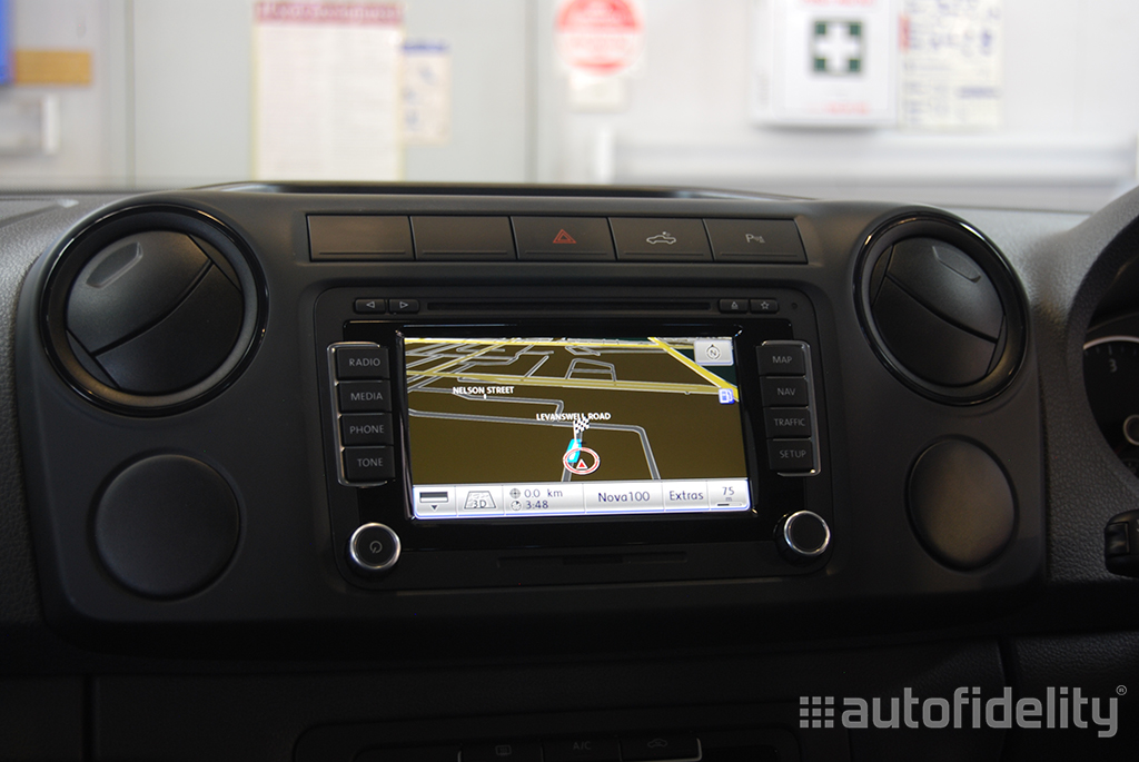 RNS 510 Touchscreen Integrated Navigation System for Volkswagen