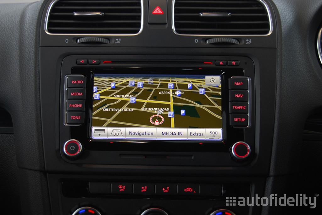 rns 510 touchscreen integrated navigation system for. Black Bedroom Furniture Sets. Home Design Ideas