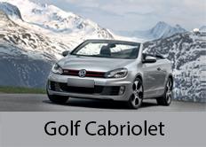 Golf Cabriolet