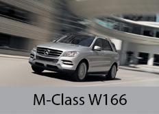M-Class W166