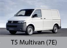 T5 Multivan (7E)