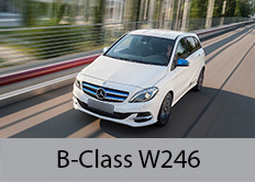 B-Class W246