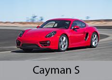 Cayman S