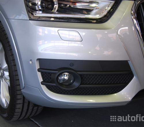 Audi Parking System Plus Front And Rear Park Distance