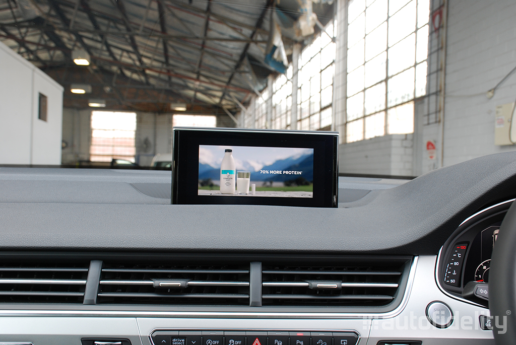 Integrated TV Tuner Upgrade Retrofit to Audi MMI System for