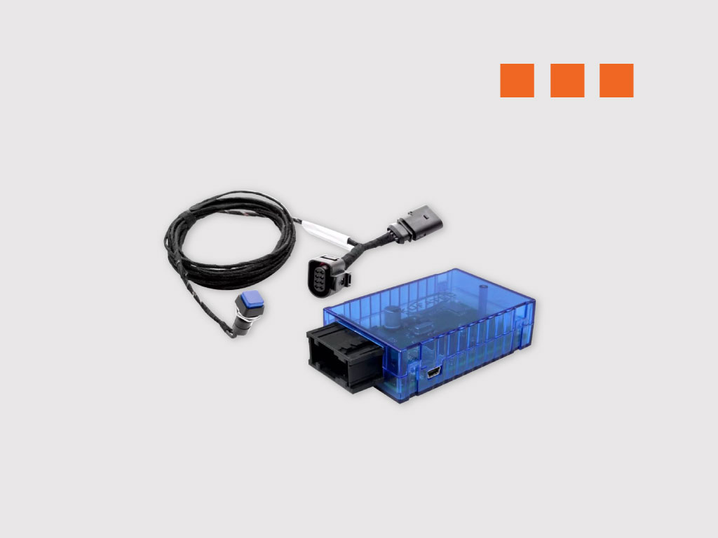 Sound Booster Pro Active Sound for Audi A6 4G, A7 4G, SQ5